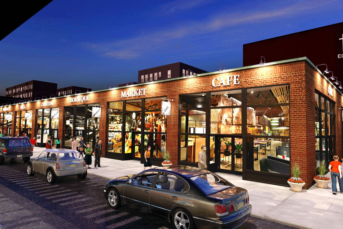 Queens Food Hall World Artisan Market Opens In Astoria Fall 2019 In Nyc Eater Ny
