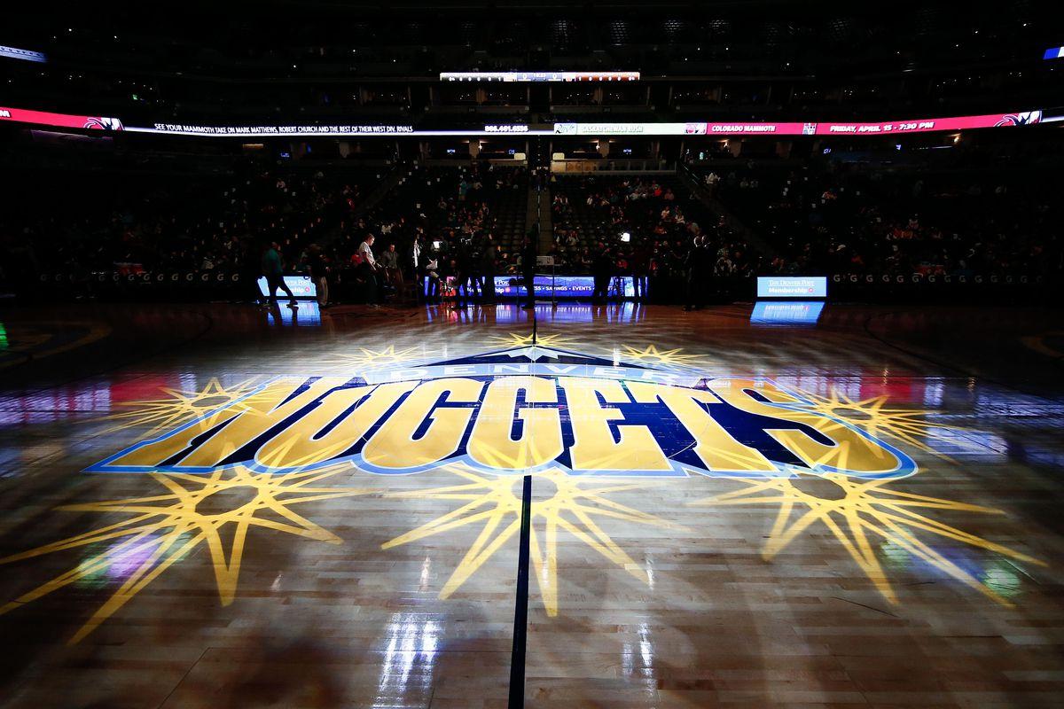 NBA: Denver Nuggets logo
