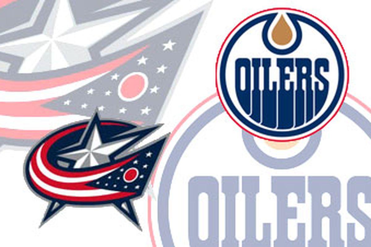 Blue Jackets vs. Oilers