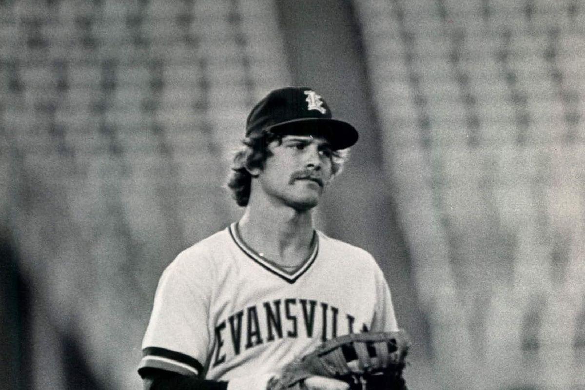 JUN 1980, JUN 12 1980, JUN 14 1980; Leach, Rick - Individuals; Football; Evansville's Rick Leach; De