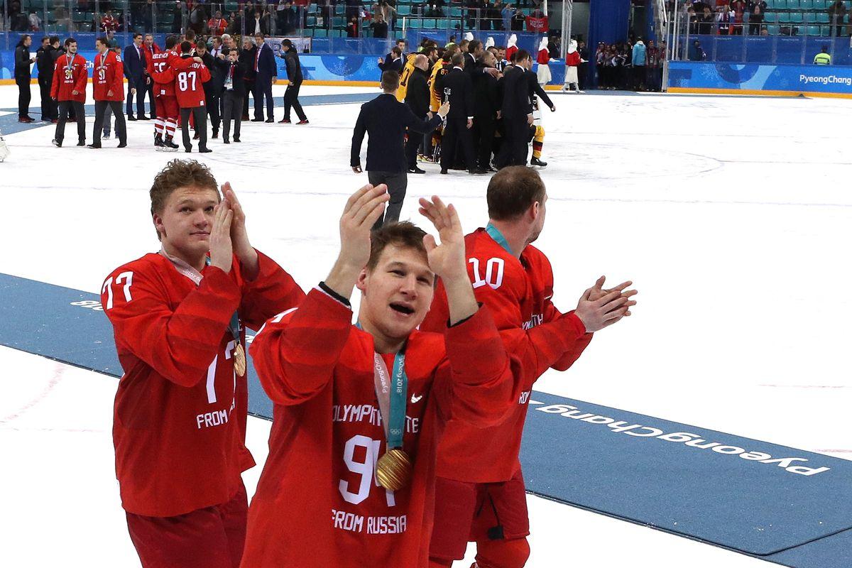 Ice Hockey - Winter Olympics Day 16