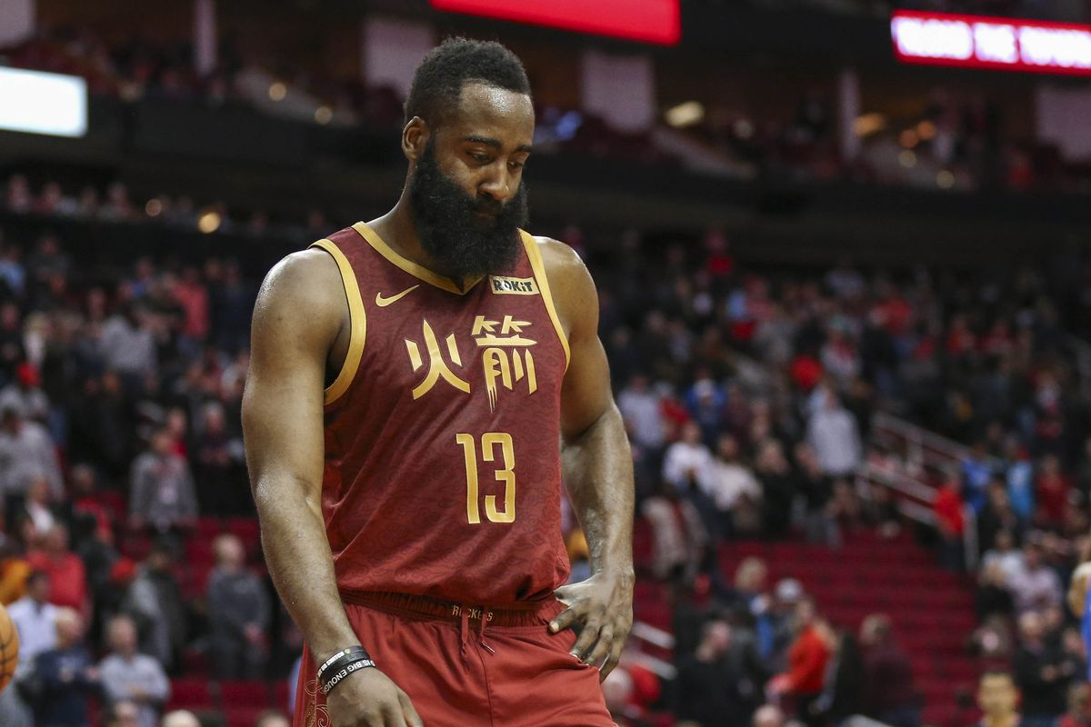 43c771ef Is James Harden's streak affecting the production of his teammates ...