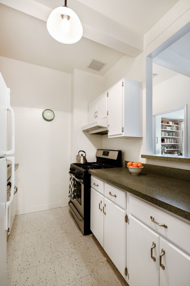 How much for an airy East Village one-bedroom condo? 2