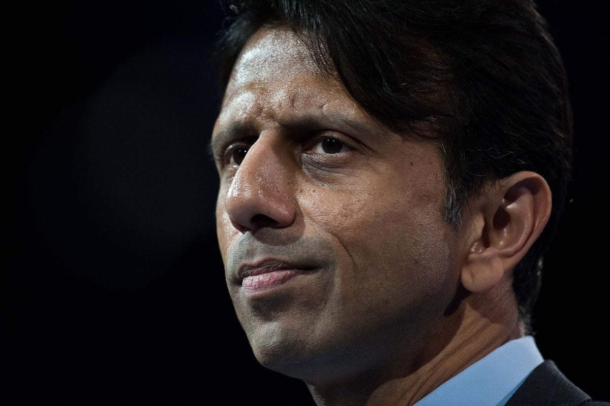 Gov. Bobby Jindal speaks to CPAC, March 2013.