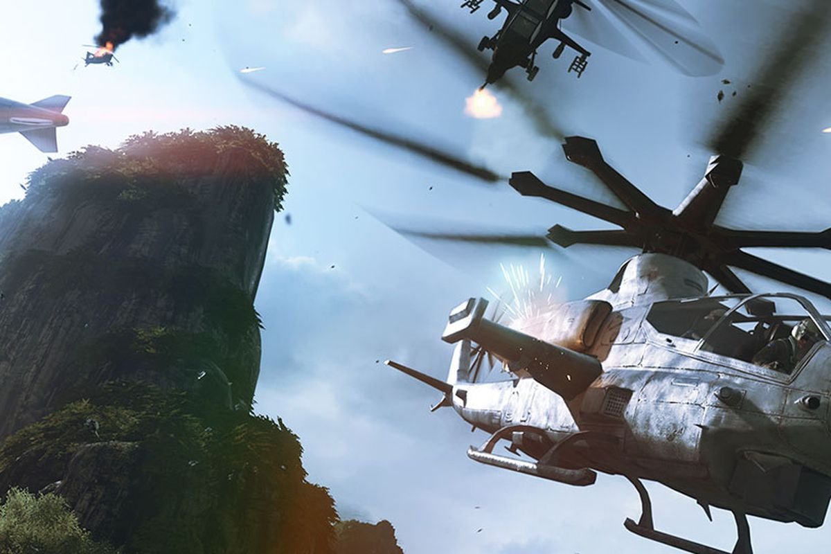 battlefield 4 console