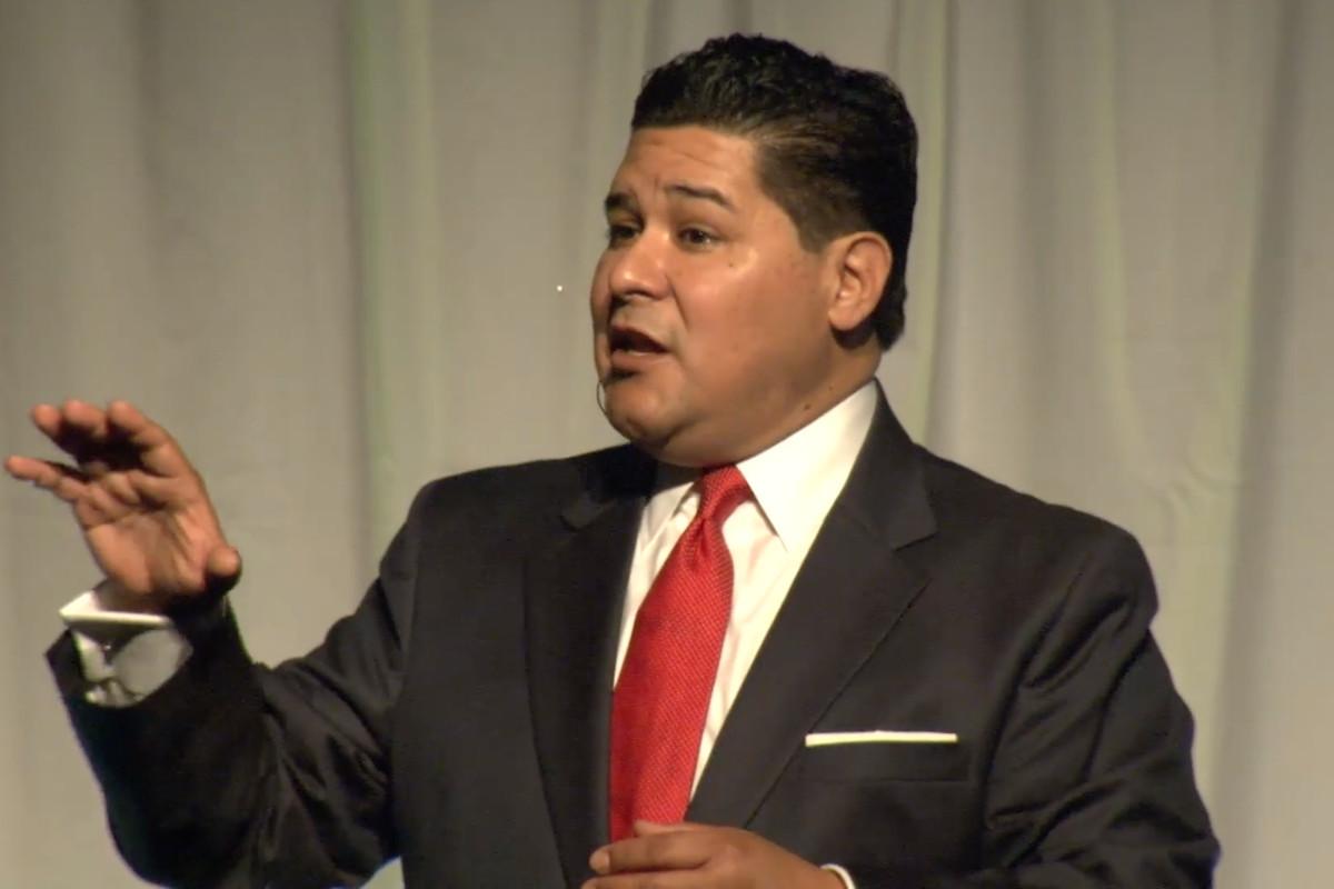 Richard Carranza, New York City's next schools chief.