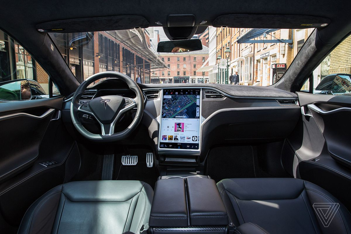 Tesla, AMD Working On Chip For Autonomous Driving