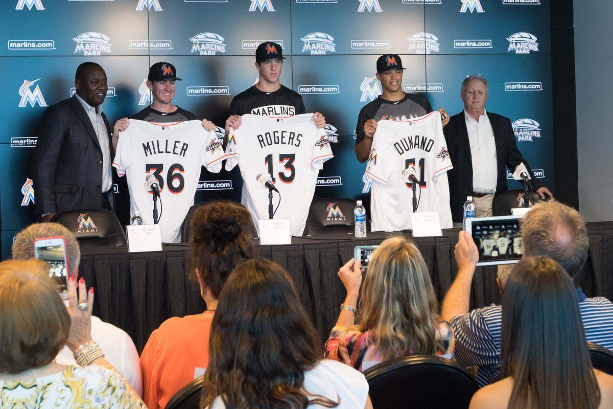 MLB: Chicago Cubs at Miami Marlins