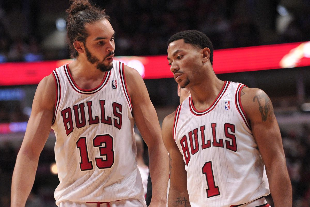 6f2f36d3880f Derrick Rose injury  Bulls star leaves win with  minor  hamstring strain