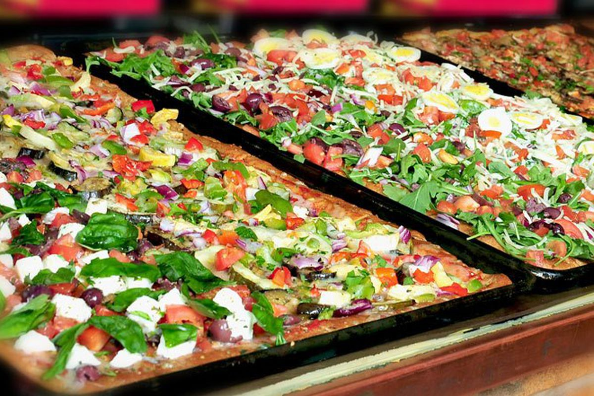 Pizza Rustica ranks amongst the pantheon of delicious pizza places in and around Ohio State.