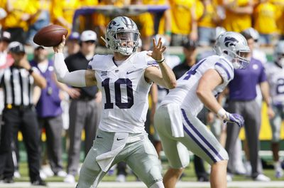 NCAA Football: Kansas State at Baylor