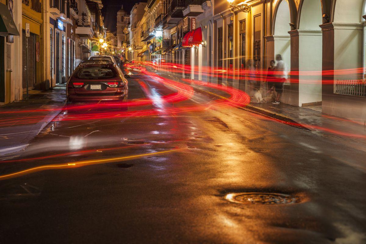 San Juan street scene