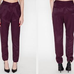 """<strong>Cameo</strong> State of Grace Pant, <a href=""""https://shopacrimony.com/products/cameo-state-of-grace-pant"""">$159</a> at Acrimony"""