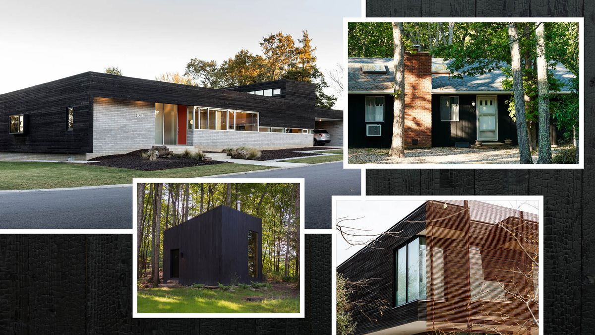 Best Black Exterior Paint Colors Curbed