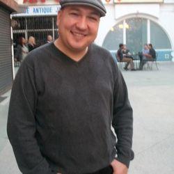 KCRW's Raul Campos