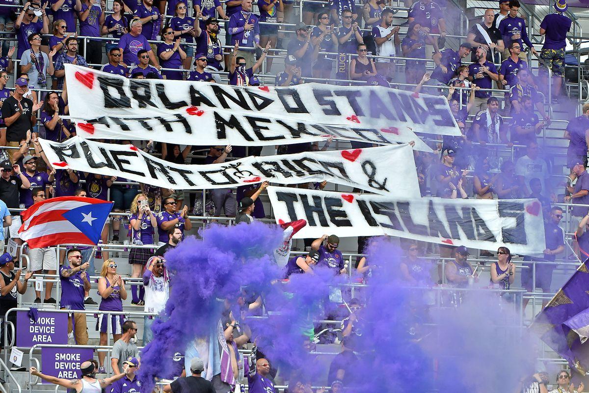 MLS: FC Dallas at Orlando City SC