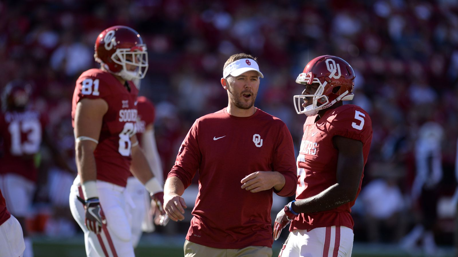 Lincoln Riley s first season as head coach of the Oklahoma Sooners went so well that it reportedly has earned him an extensionand a raise