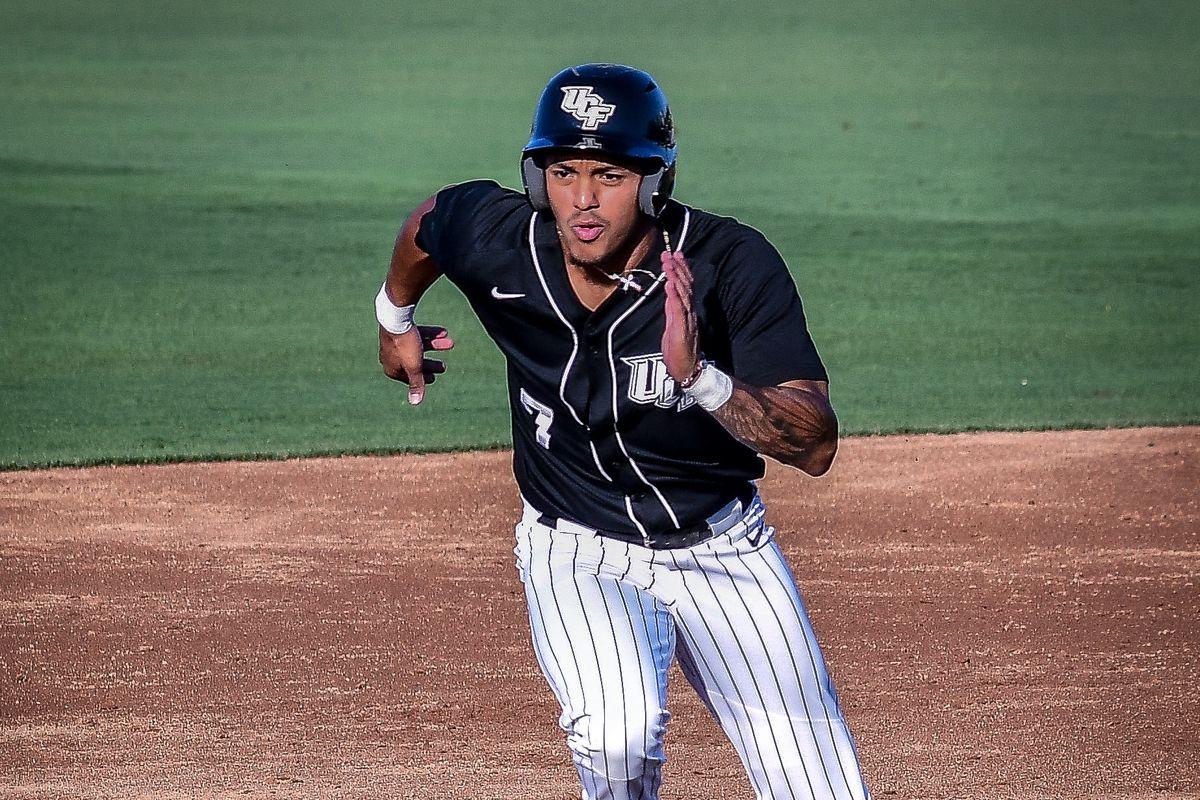 Brandon Hernandez UCF Baseball