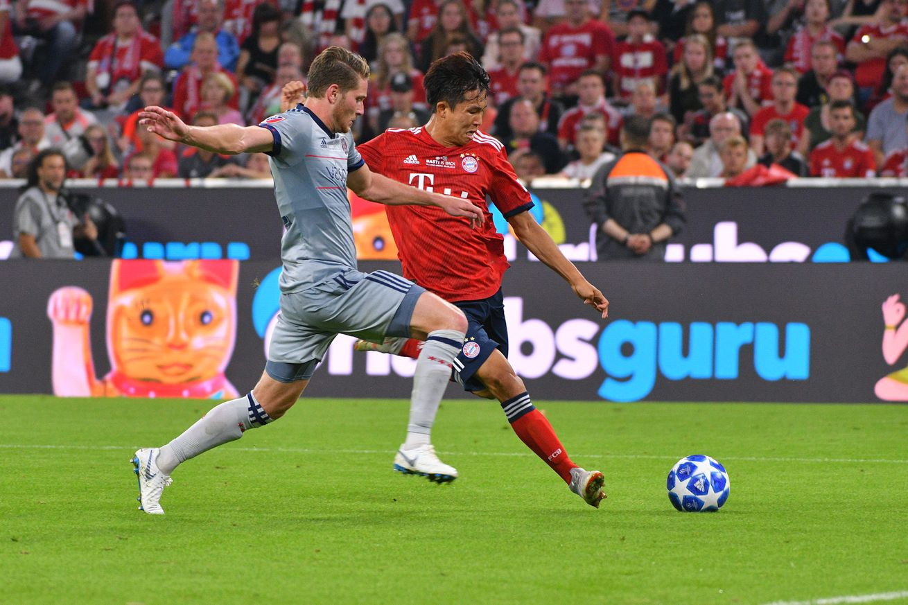 Bayern Munich youngster Woo-Yeong Jeong impresses during international break