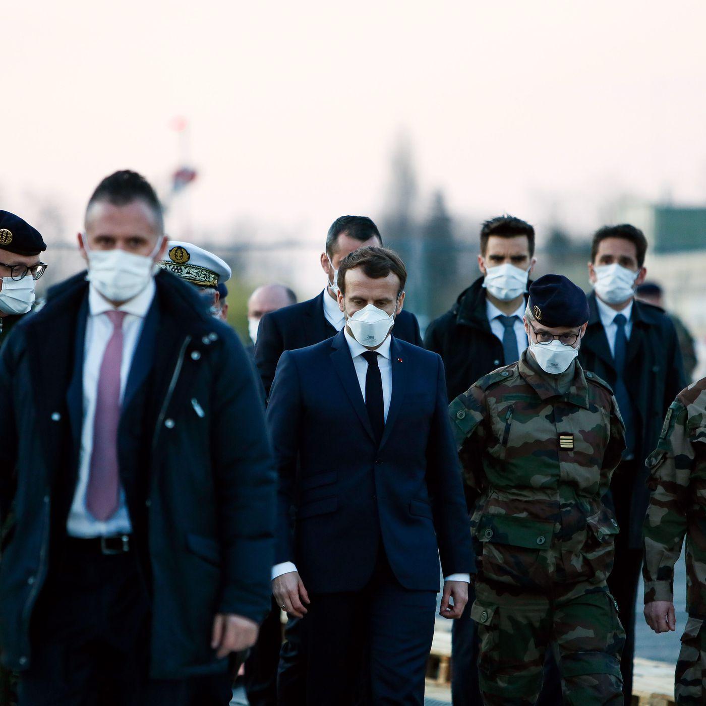 How France S President Emmanuel Macron Bungled His Coronavirus Response Vox