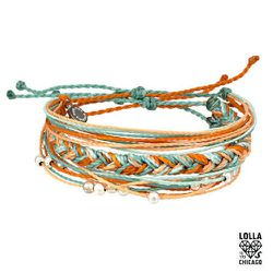 Lolla bracelet style pack by Pura Vida, $30