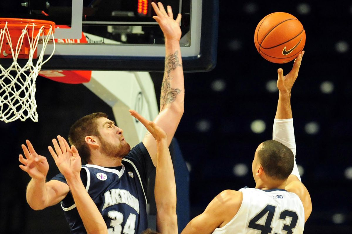 Akron look to continue dominance of lower competition with game against Marshall on Monday.