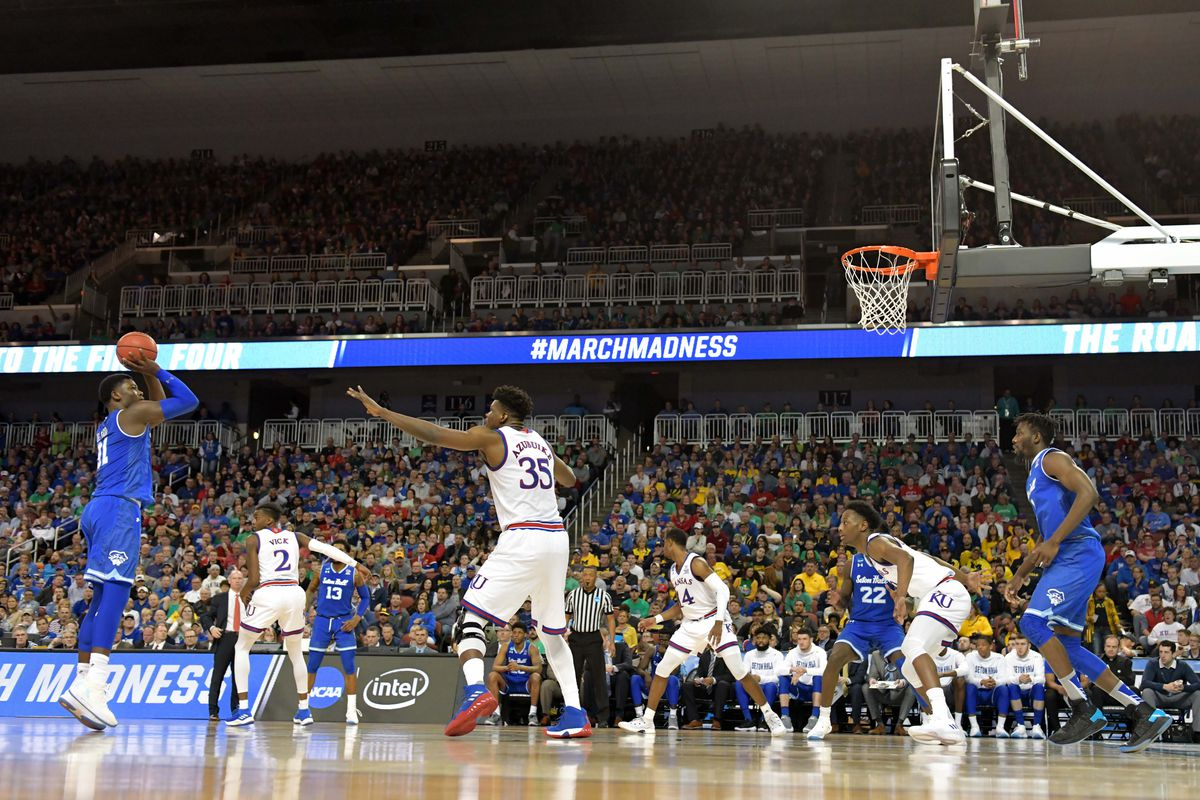 KU takes on Clemson in NCAA tournament