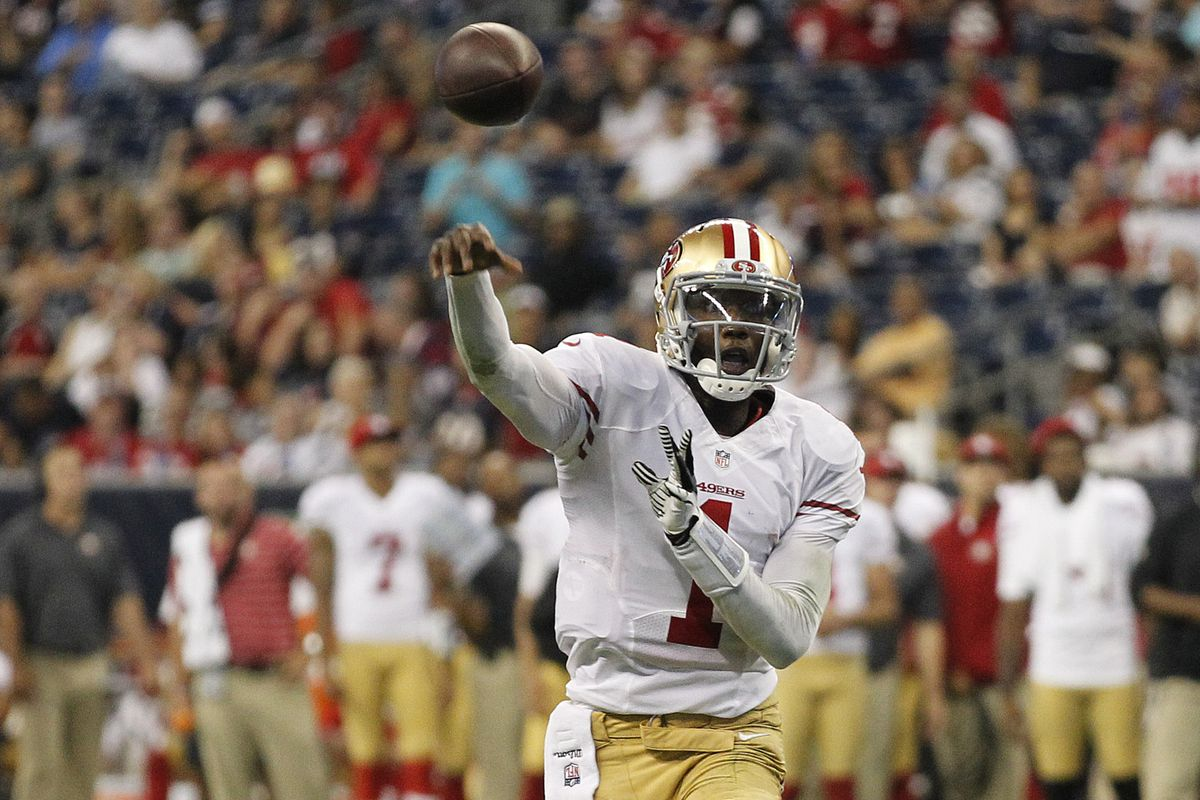 49ers Sign Josh Johnson Release Bubba Ventrone Niners Nation