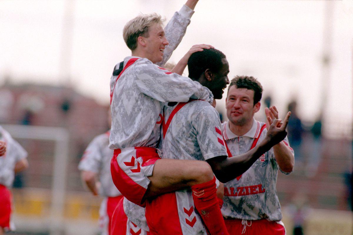 Soccer - Scottish Premier League - Aidrie v Aberdeen