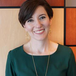 """Neylan McBaine is the author of """"Women at Church: Magnifying LDS Women's Local Impact."""""""