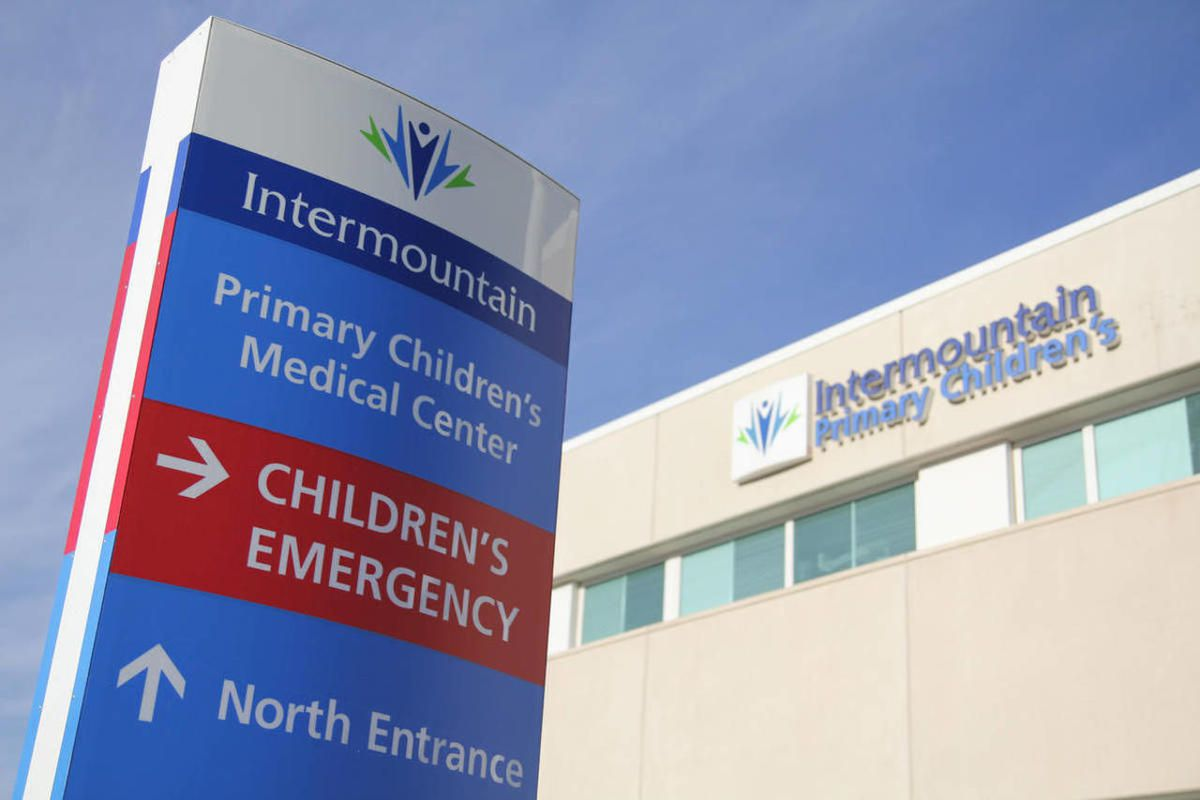 File - Primary Children's Hospital was placed on lockdown as police attempted to take a man who barricaded himself in a bathroom into custody, according to police.