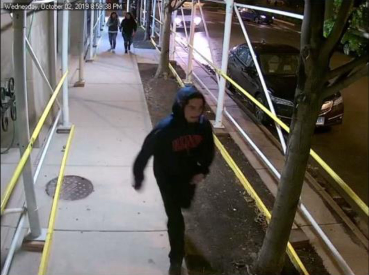 Police released surveillance images of the suspects in a hit-and-run Oct. 2, 2019, in the 2200 block of South King Drive.