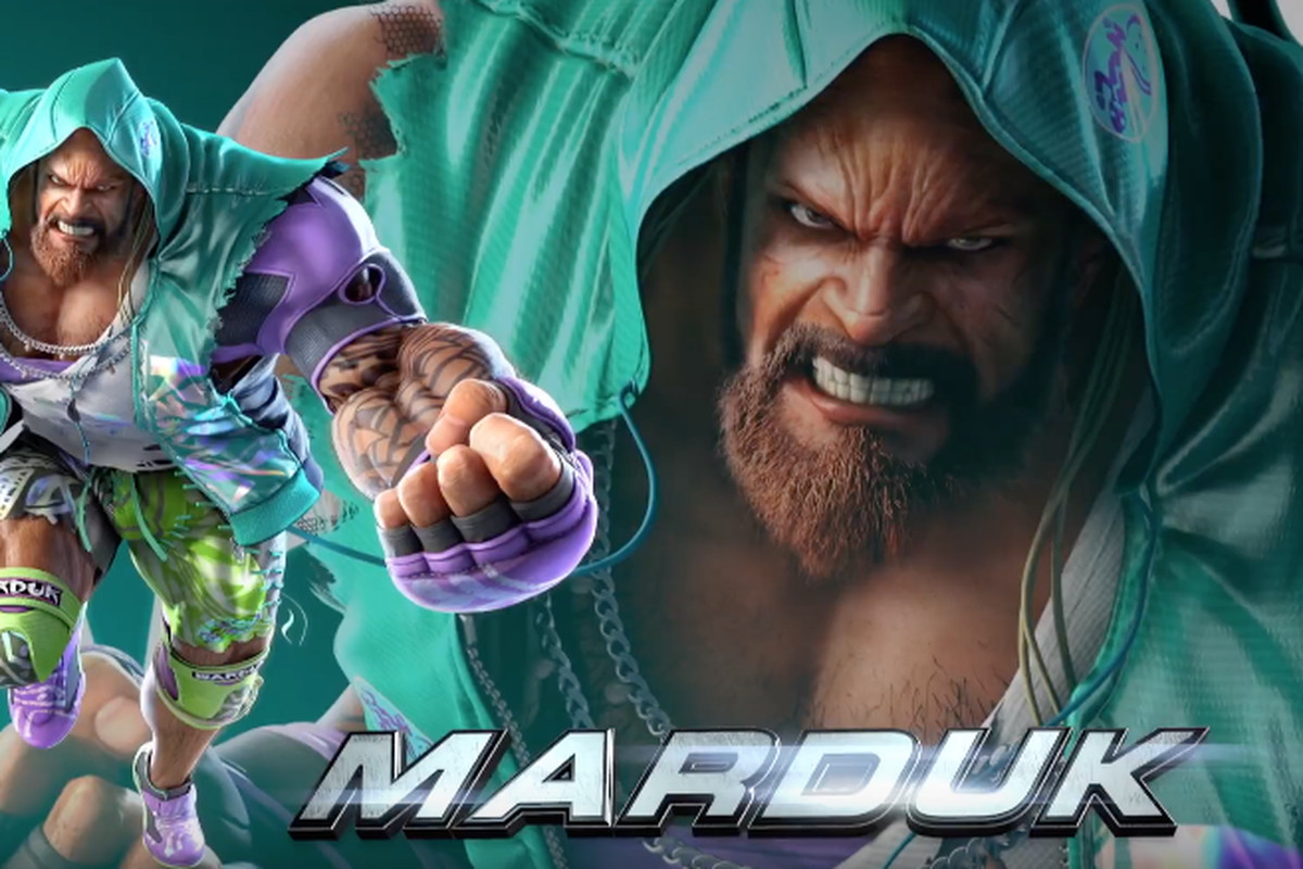 Marduk, Armor King join Tekken 7 tomorrow - Polygon