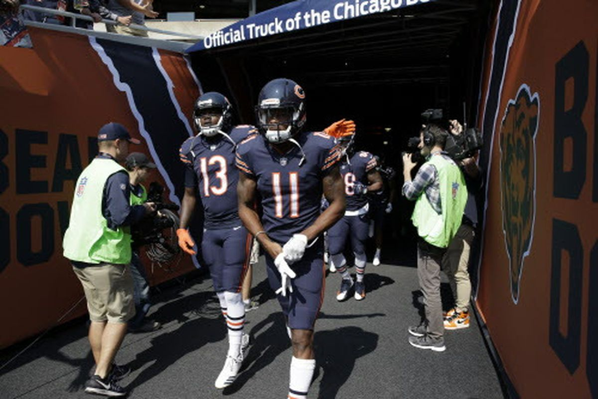 647601e0 Who makes the team? Handicapping the Bears' roster on the eve of ...