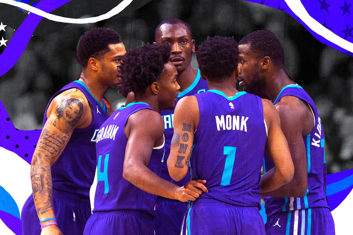 The Charlotte Hornets Should Become A Basketball Science Experience Sbnation Com