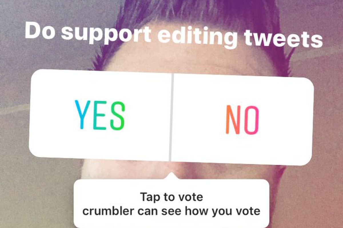 Instagram's new stickers let you add polls to your Story
