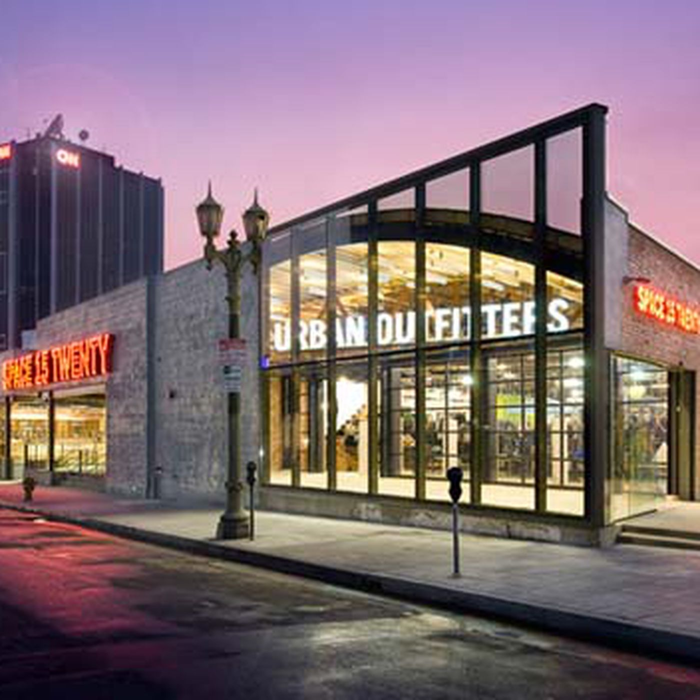 Storecasting Urban Outfitters At Space 15 Twenty Opens Friday