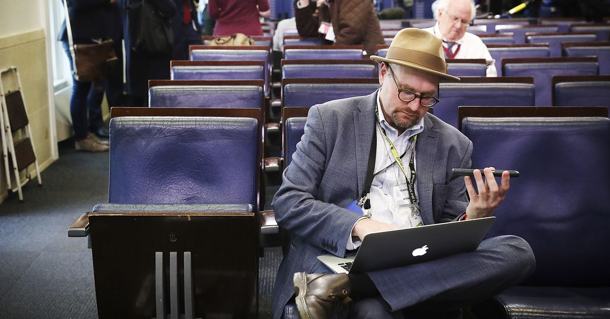 vox.com - Exclusive: NYT White House correspondent Glenn Thrush's history of bad judgment around young women journalists