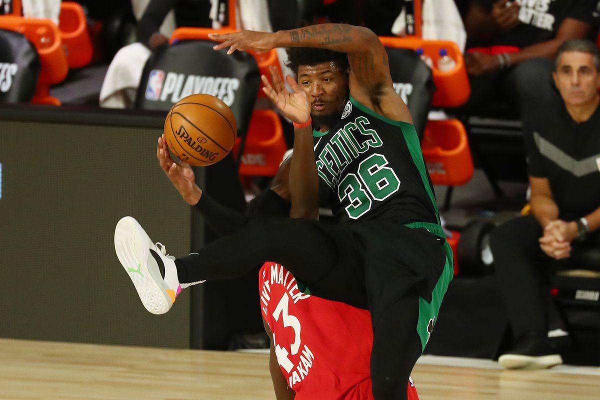 NBA: Playoffs-Boston Celtics at Toronto Raptors
