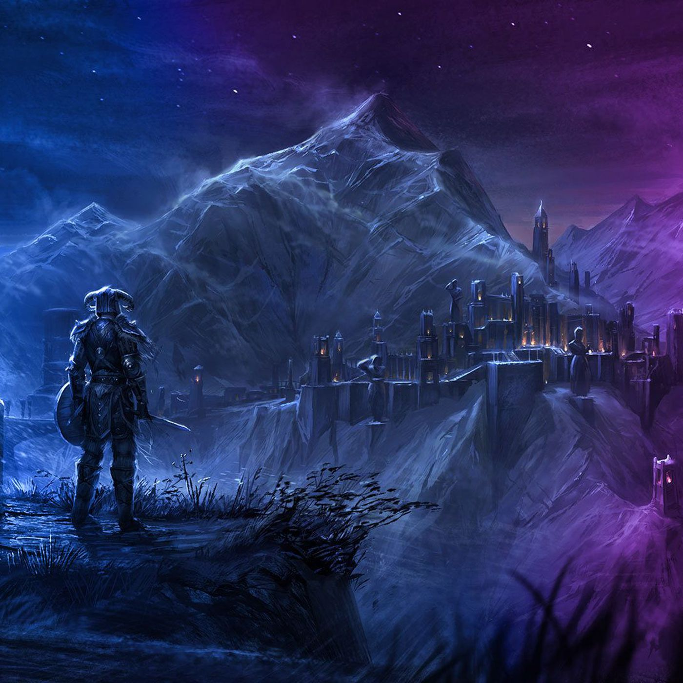 The Elder Scrolls Online review: other people | Polygon