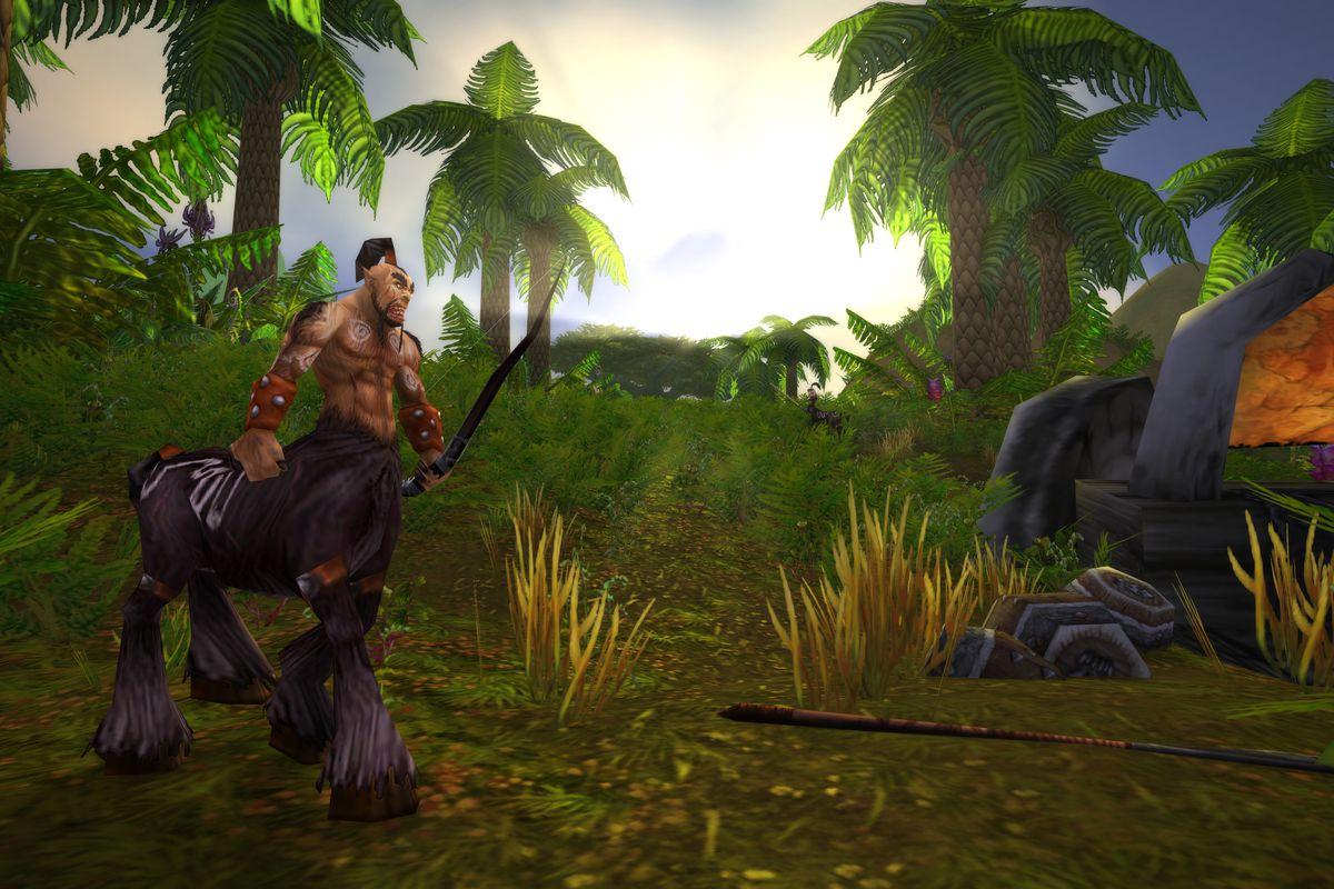Wow and Class Balance of World Warcraft training class