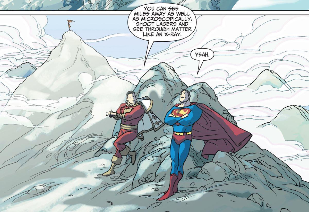 Superman / Shazam! Premier Thunder, DC Comics (2005).