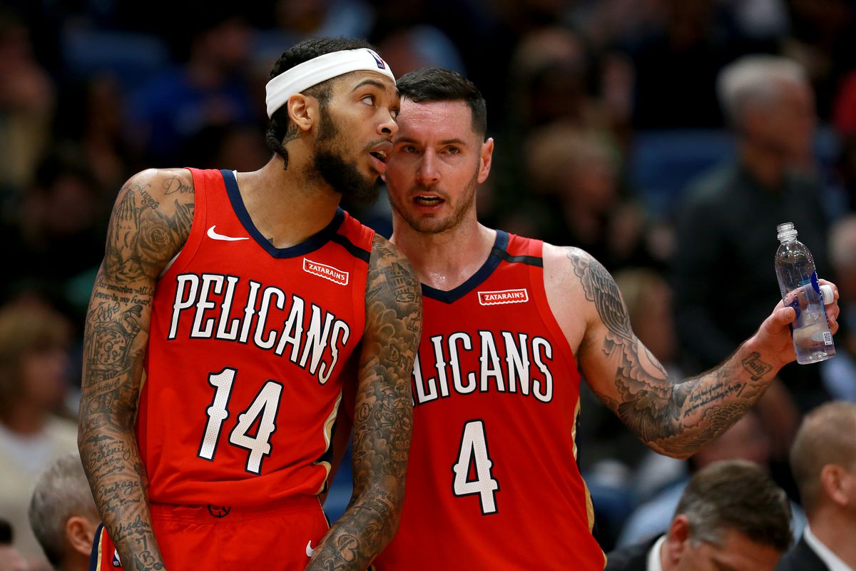 Preview New Orleans Pelicans At Boston Celtics Game 37
