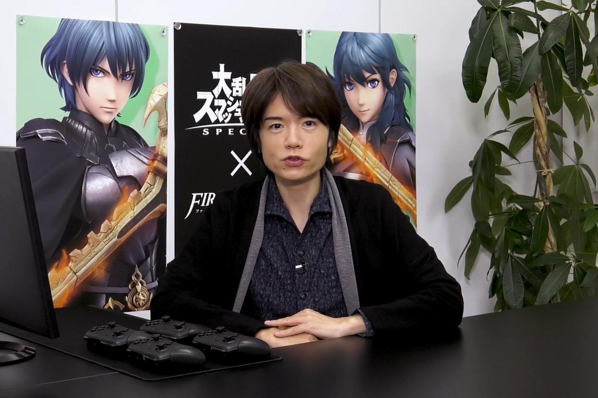 Smash Ultimate Director Enjoys Trolling Fans With Fire Emblem Reveal Polygon