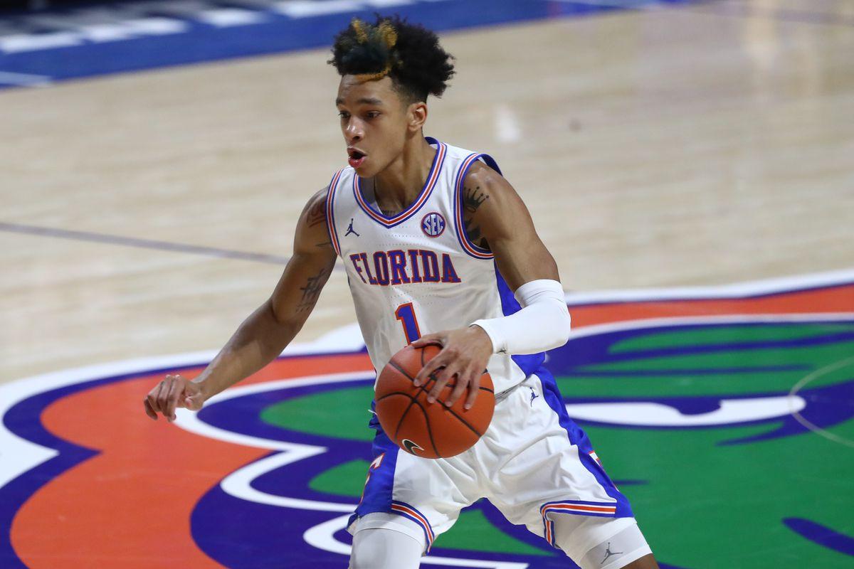 NCAA Basketball: Kentucky at Florida