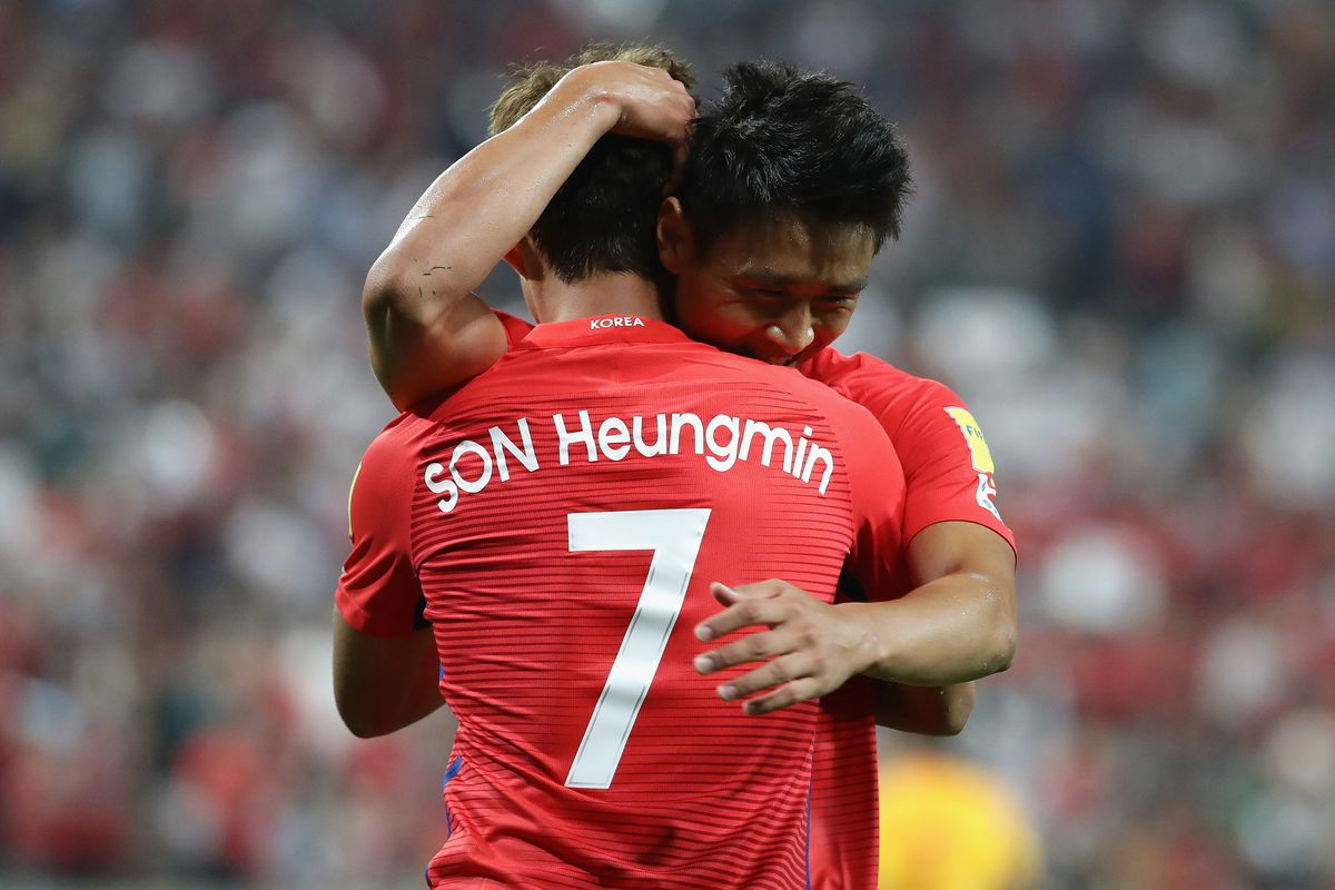 South Korea v China - 2018 FIFA World Cup Qualifier Group A