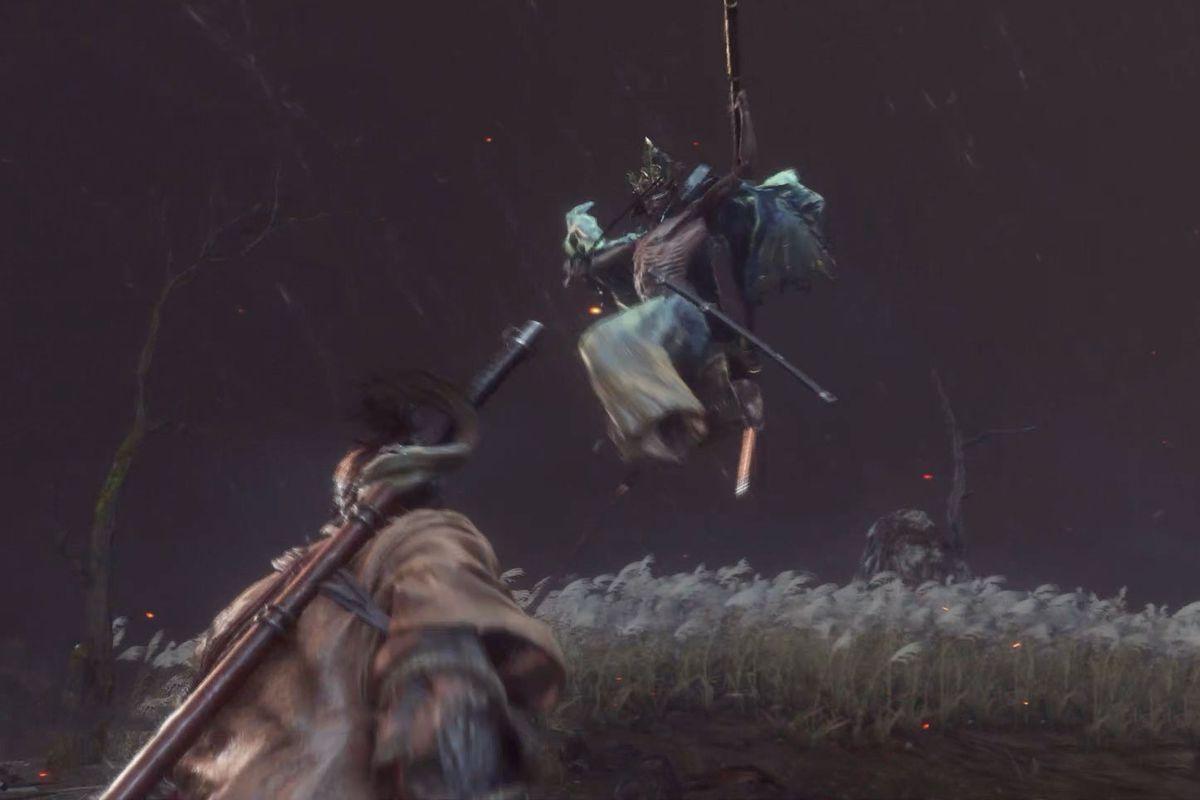 Sekiro Isshin the Sword Saint tips