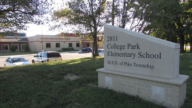 College Park Elementary School's ISTEP scores have made small gains for three years.