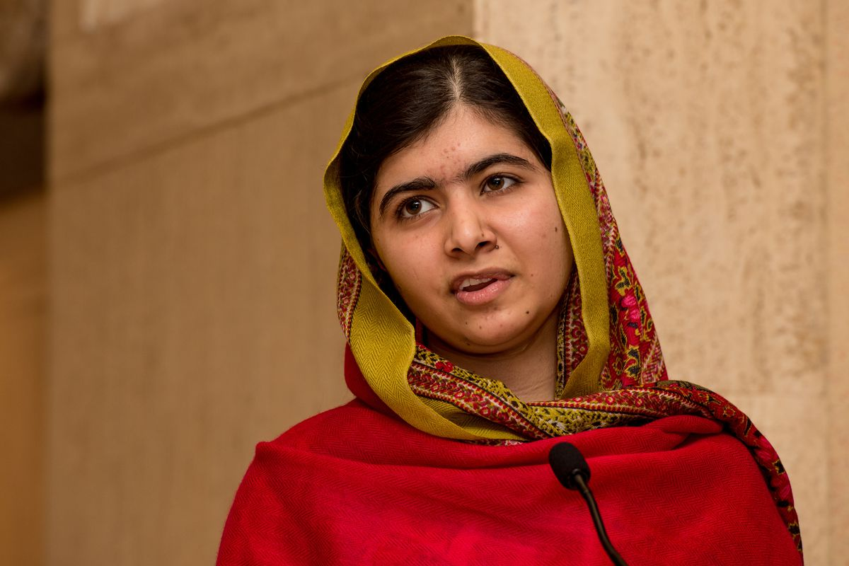 Nobel Prize Winner Malala Yousafzai Explains Why Trumps Comments On