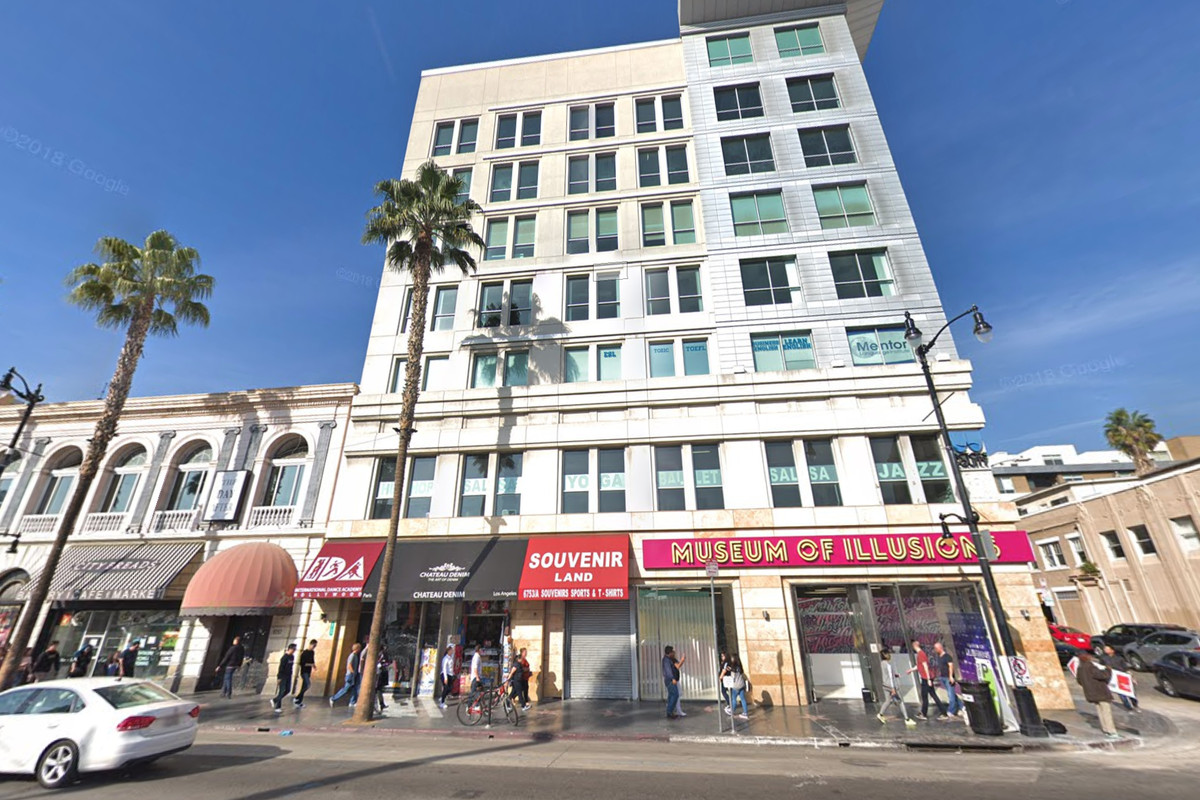Land owner facing charges in Hollywood raid wants to build hotel
